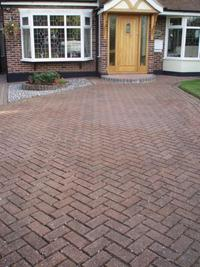 Driveway Cleaning Cornwall image